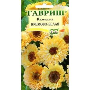 Семена календулы Кремово-белая ( Г )