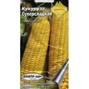 Семена кукурузы Суперсладкая сахарная
