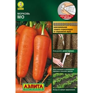 Семена моркови (лента) МО