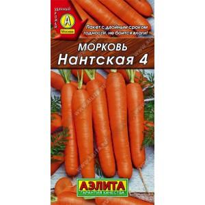 Семена моркови (лента) Нанская 4