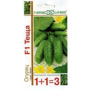 Семена огурцов Теща F1 1+1/20 ( Г )