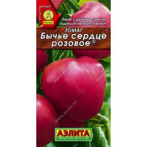 Семена томата Бычье сердце розовое