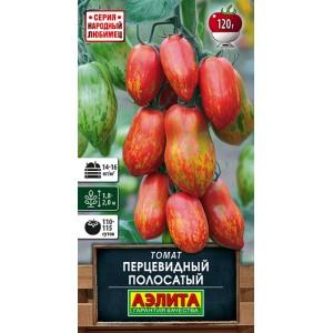 Семена томата Перцевидный полосатый