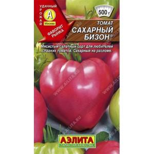 Семена томата Сахарный бизон