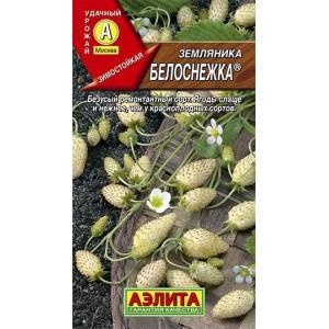 Земляника Белоснежка | Семена