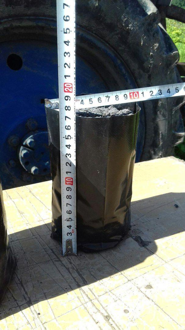 Пакеты-горшки 1,2 литра (10 штук)