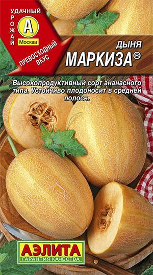 Дыня Маркиза   Семена