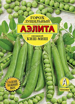 Семена гороха Киш-миш 25г