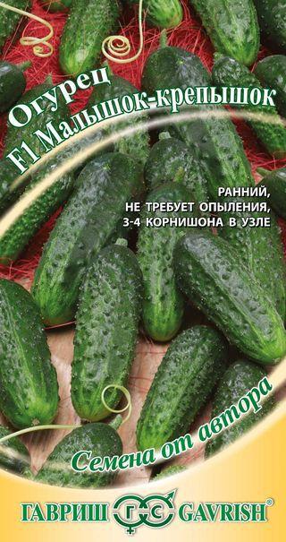 Семена огурцов Малышок-крепышок ( Г )