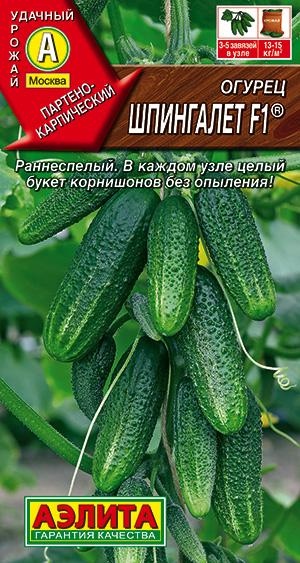 Семена огурцов Шпингалет