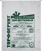 """Питательный грунт """"Сила суздаля"""" для цитрусовых 5л: фото и описание"""