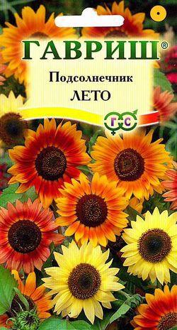 Семена подсолнечника Лето ( Г )