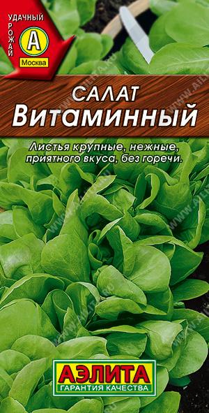 Салат Витаминный листовой ---