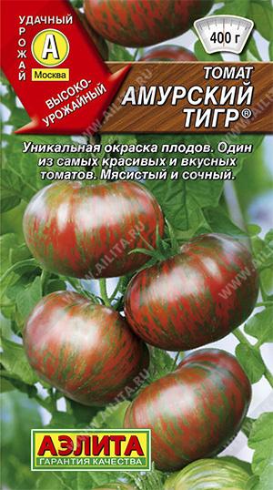 Семена томата Амурский тигр