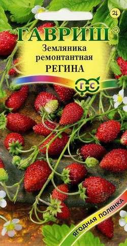 Семена земляники Регина ( Г )